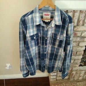 Levi's Men's Button Down Shirt